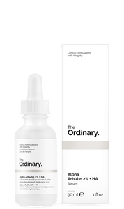 The Ordinary Alpha Arbutin 2% +HA