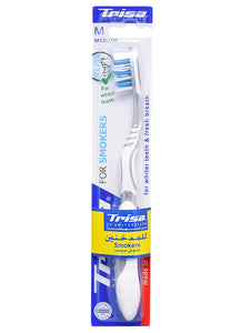 Trisa Smoker Toothbrush (Medium)