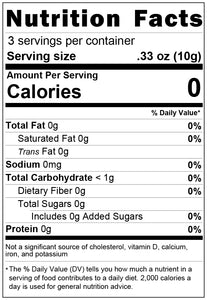 freeze dried brussels sprouts 1oz nutrition facts