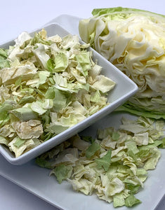 freeze dried green cabbage