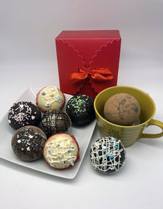 Jumbo Gourmet Hot Chocolate Bombs