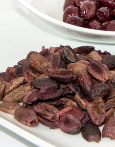 freeze dried black olives