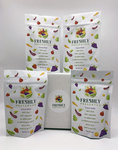 """Very Berry"" Freeze-Dried Fruit Box (6 Month Prepay)"
