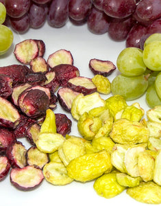 freeze dried red grapes