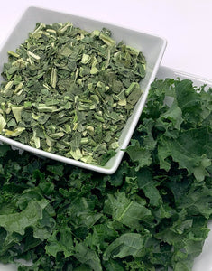 freeze dried kale