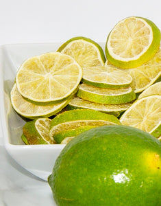 freeze dried limes