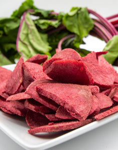 freeze dried red beets