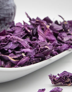 freeze dried red cabbage