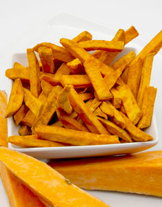 freeze dried sweet potatoes