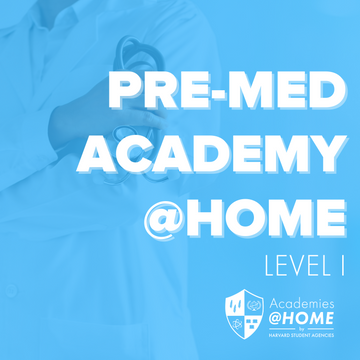 Weekend Pre-Med Level I Academy @HOME