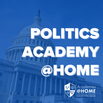 Weekend Politics Academy @HOME
