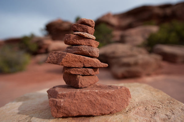 Stacked Rocks - The Meaning of Cairns
