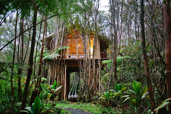 7 Spectacular Treehouses to Rent this Spring