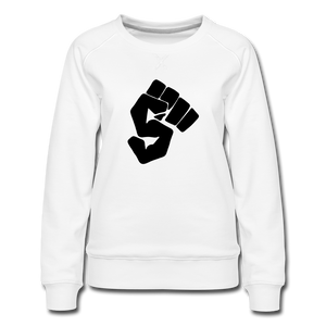 Women's Premium Sweatshirt - white