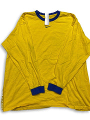 Nike Yellow Long Sleeve - Fitted Laundry