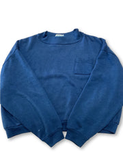 Blue ock Tee - Fitted Laundry