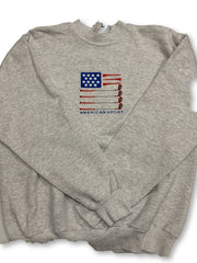 American Sport Crew Neck - Fitted Laundry