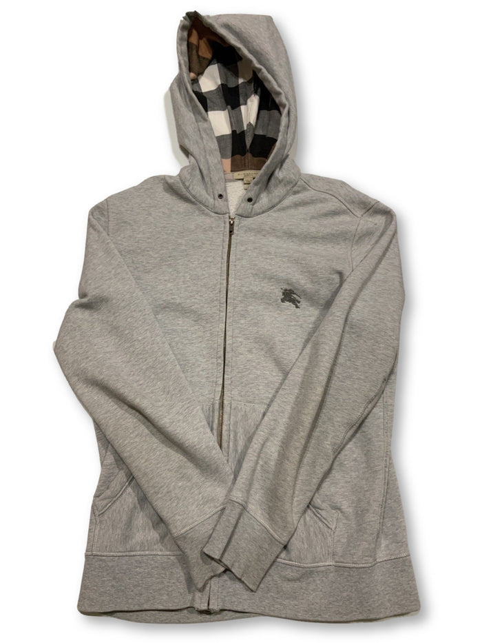 Burberry zip up - Fitted Laundry