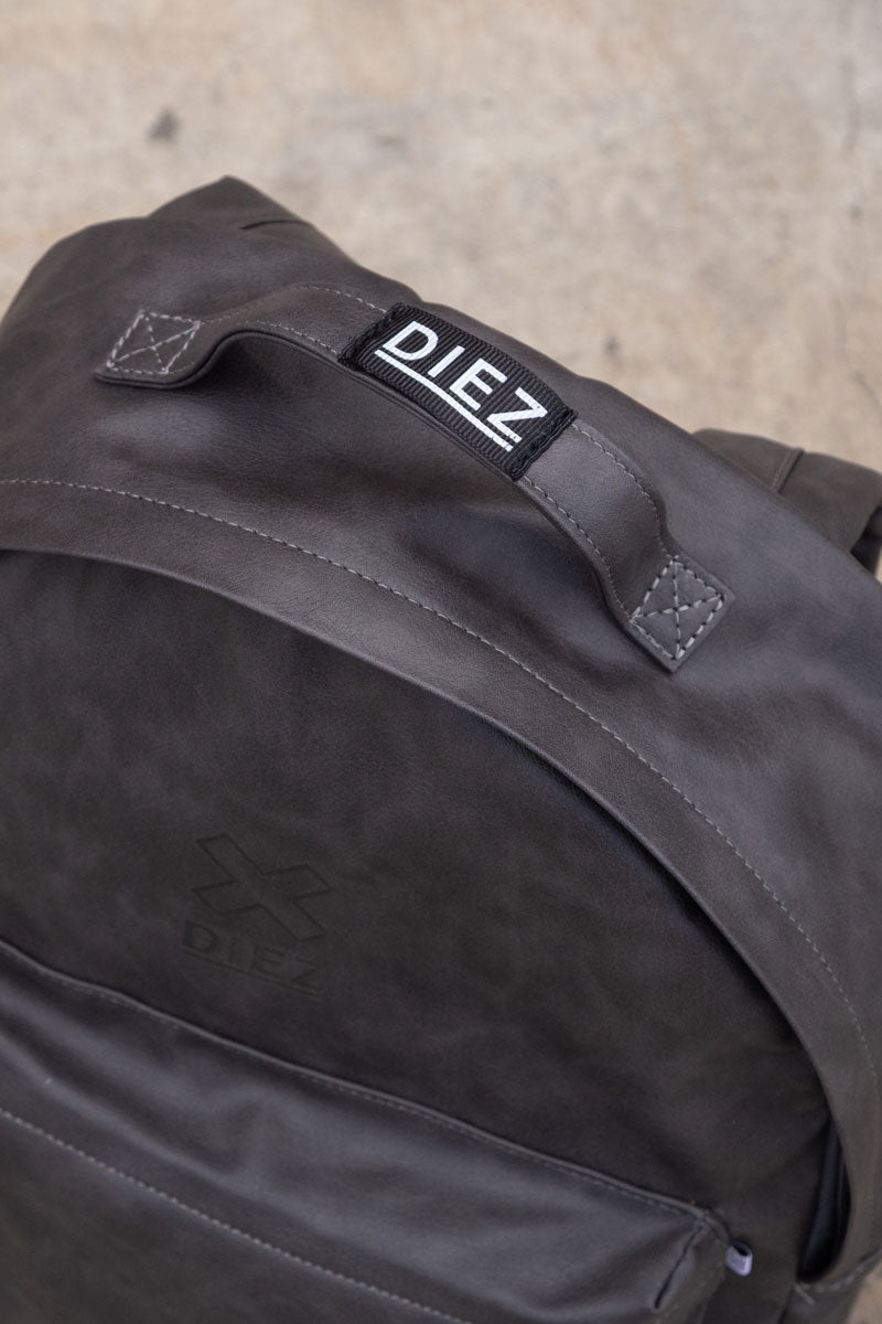 MORRAL DIEZ GRIS OSCURO