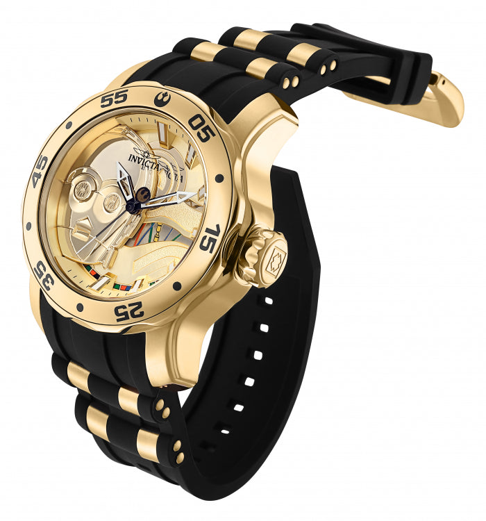 Reloj Star Wars 32519 Oro - Invicta
