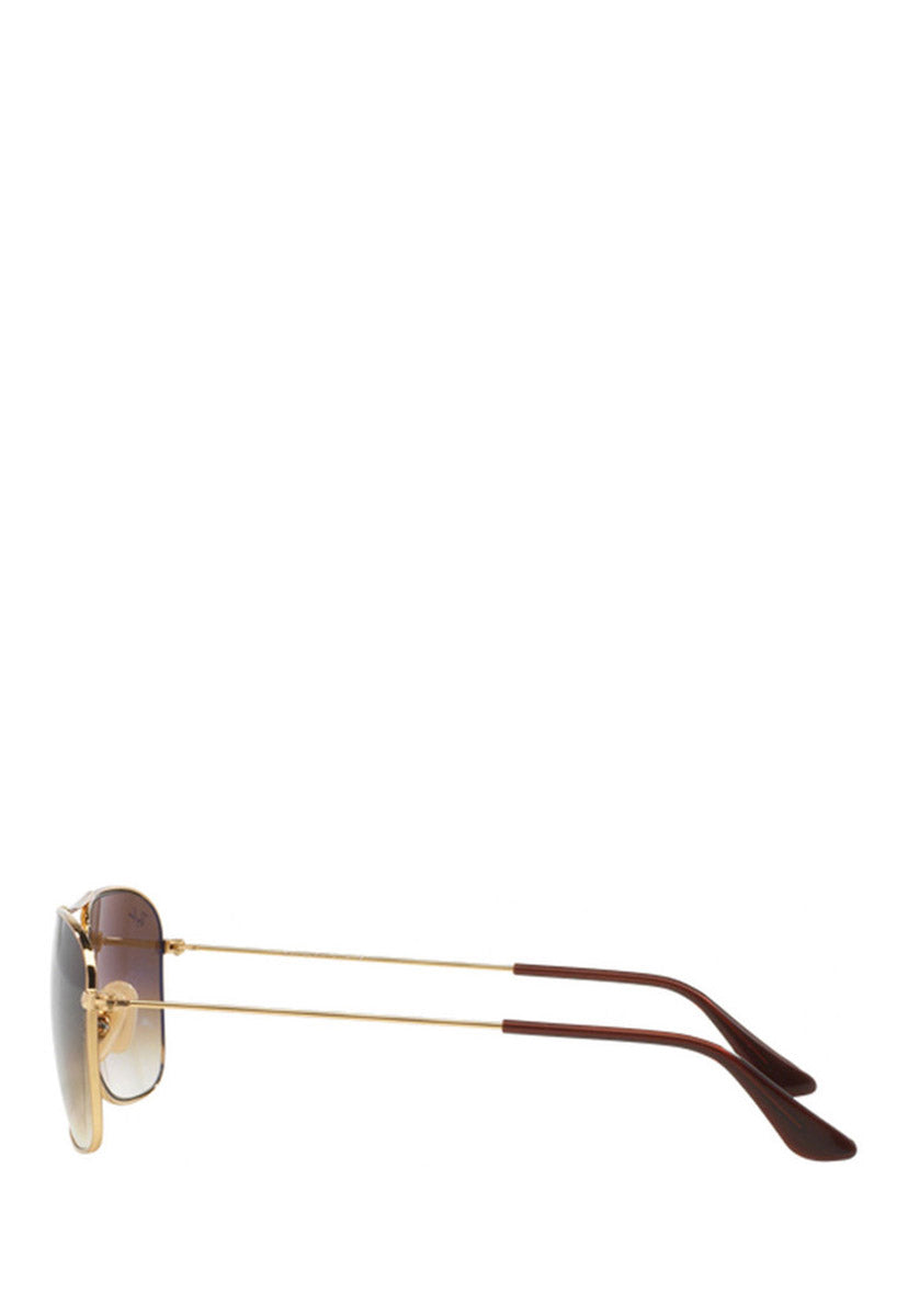 Lentes de Sol RB3477 001/51 59 mm Color Marron - Ray Ban