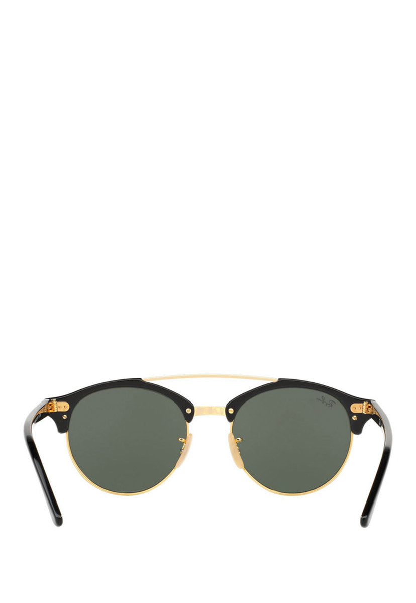Lentes de Sol RB4346 901 51 mm Color Negro - Ray Ban