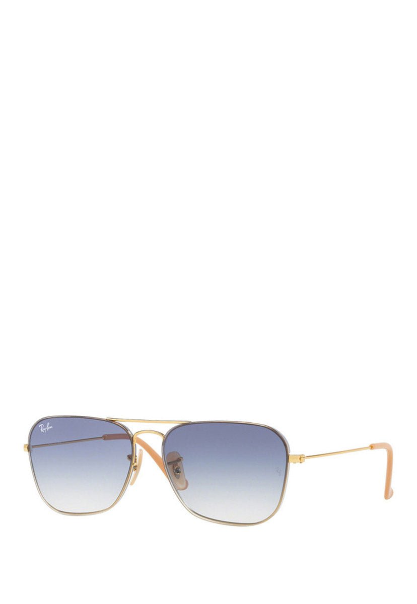 Lentes de Sol RB3603 001/19 56 mm Color Azul - Ray Ban