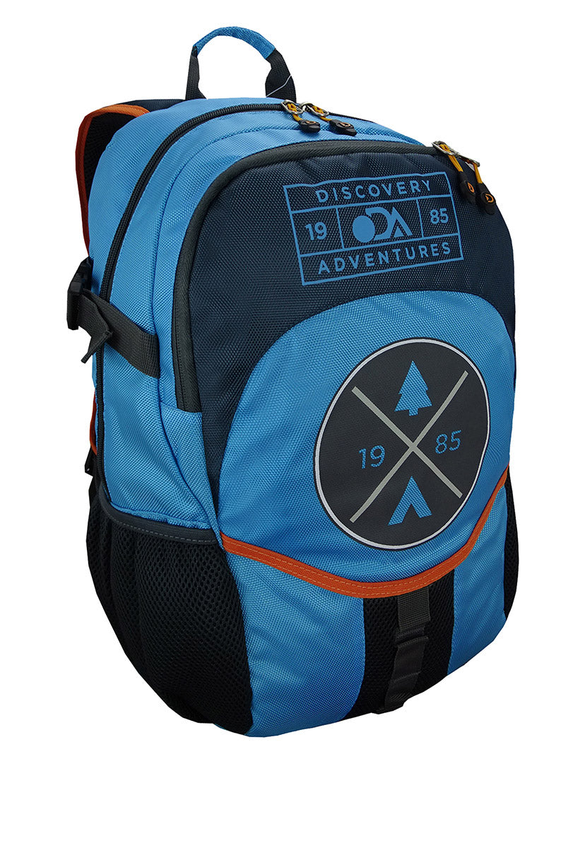 Mochila Laptop Azul - Discovery Adventures