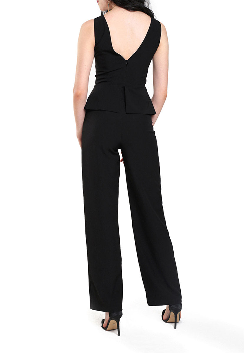 Jumpsuit Largo Negro - LOB