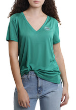 Playera Verde Medio