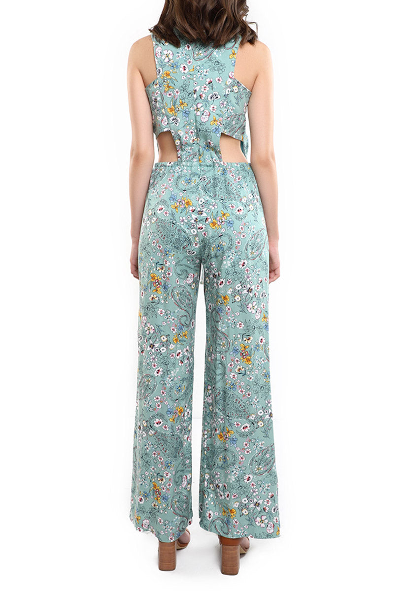 Jumpsuit Estampado - LOB