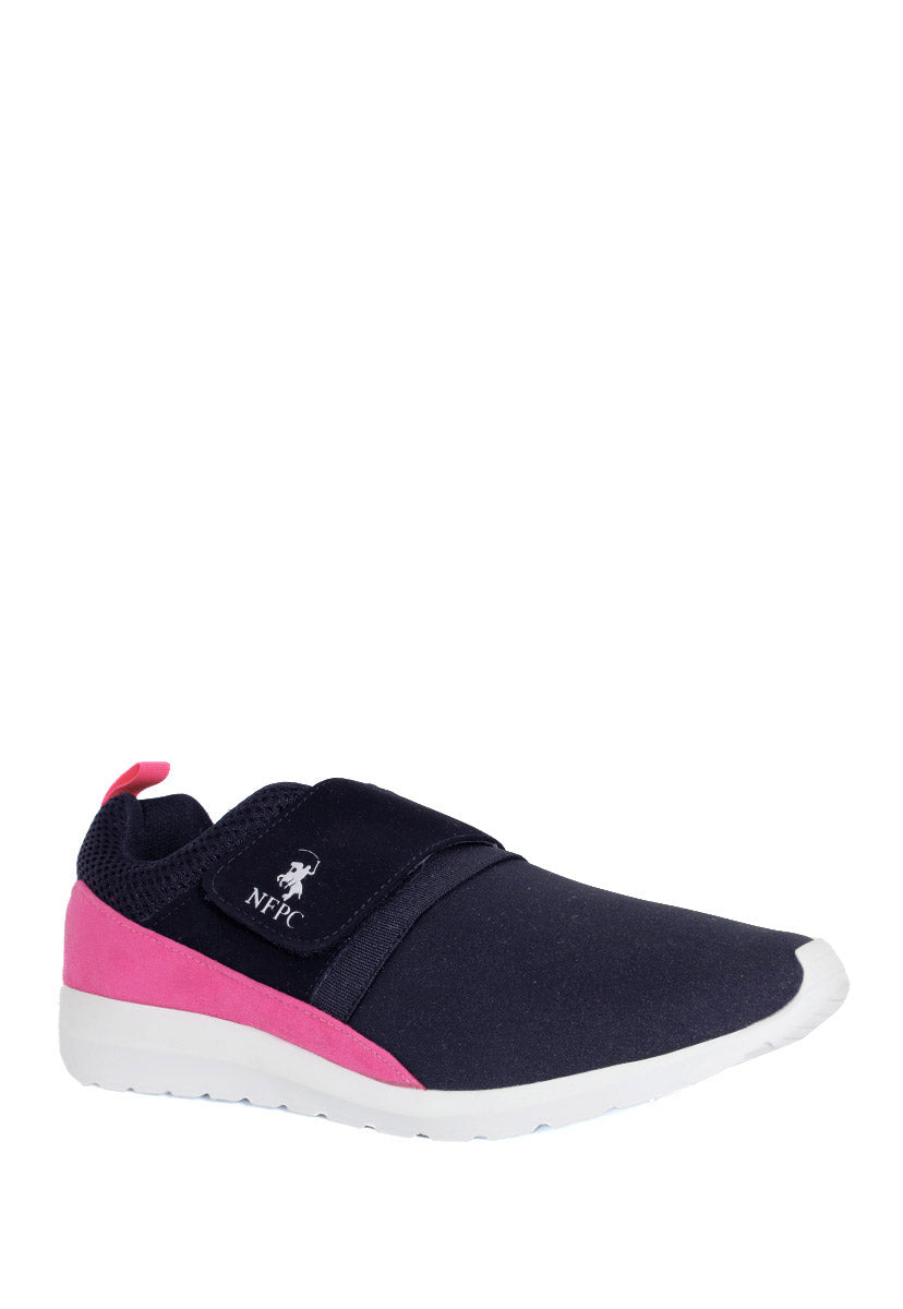 Tenis Deportivo Color Marino/Rosa D1600MR - New Forest Polo Club