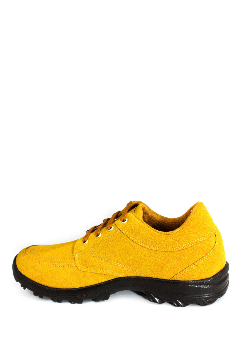 Tenis Casual Color Amarillo/Mostaza C3000A - New Forest Polo Club