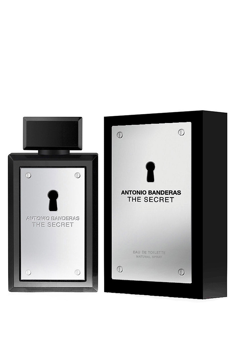 The Secret 200 Ml Edt Spray - Antonio Banderas