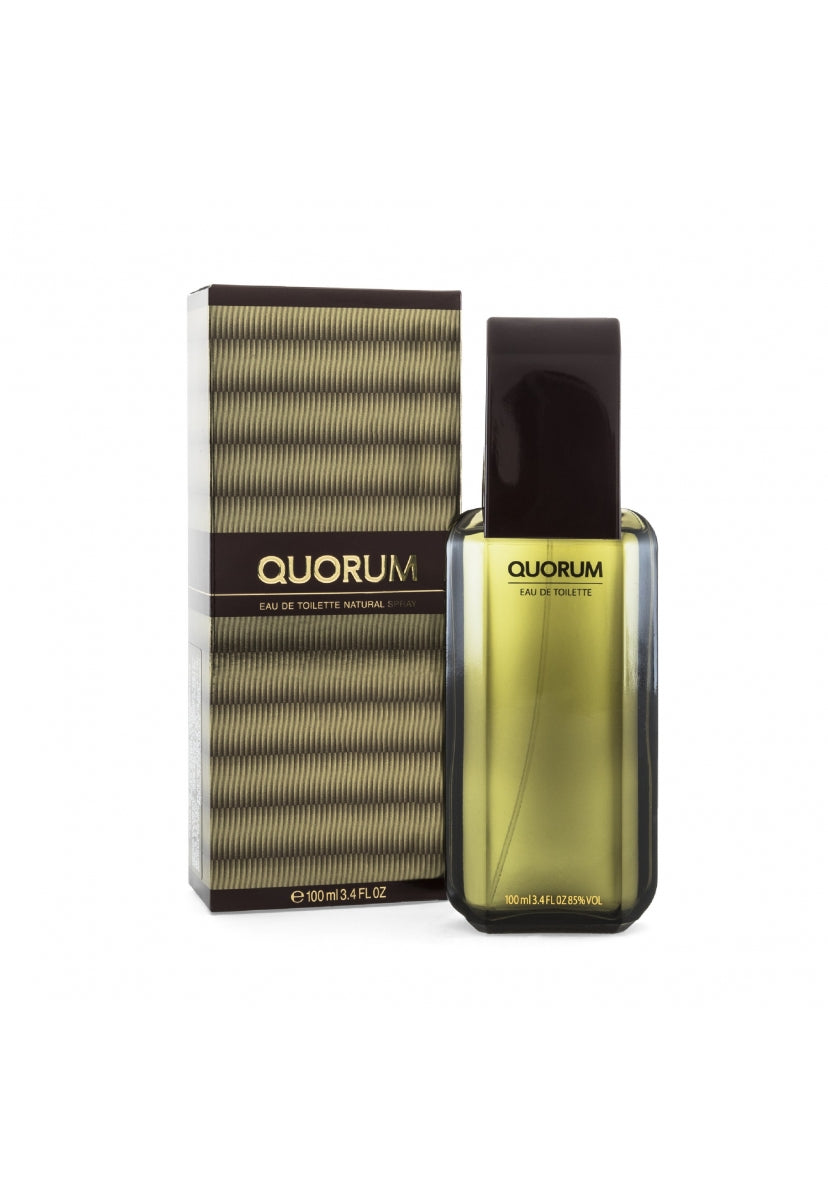 Quorum 100Ml Edt Spray - Antonio Puig