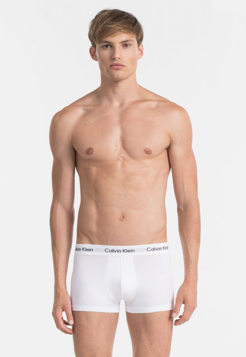 3 PACK LOW RISE TRUNK - Calvin Klein