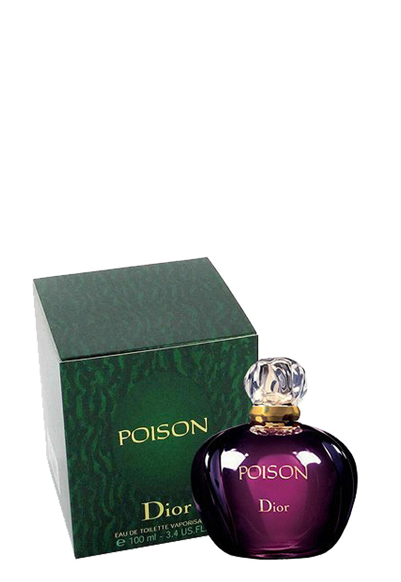Poison 100 ml EDT Spray - Christian Dior