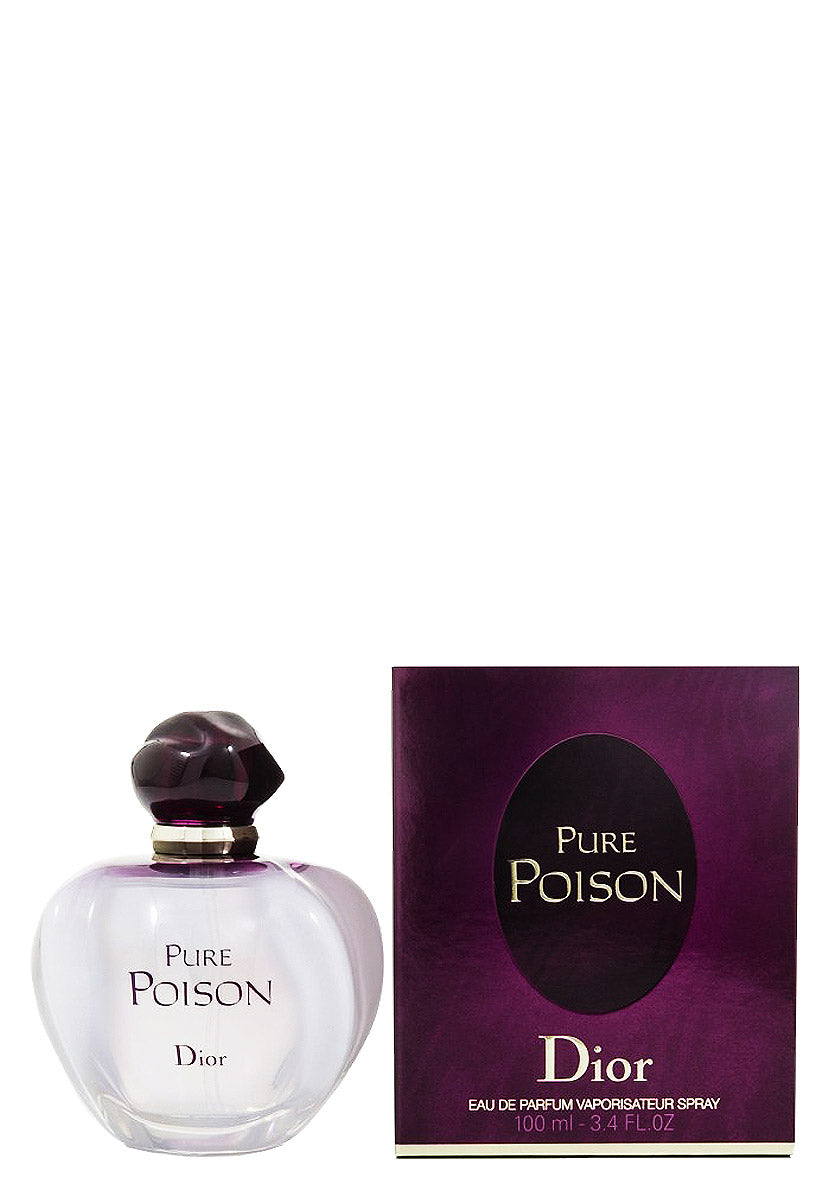 Pure Poison 100 ml EDP Spray - Christian Dior