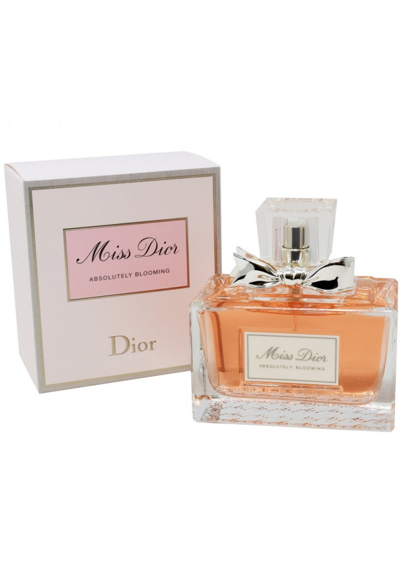 Miss Dior Absolutely Blooming 100Ml Edp Spray - Christian Dior