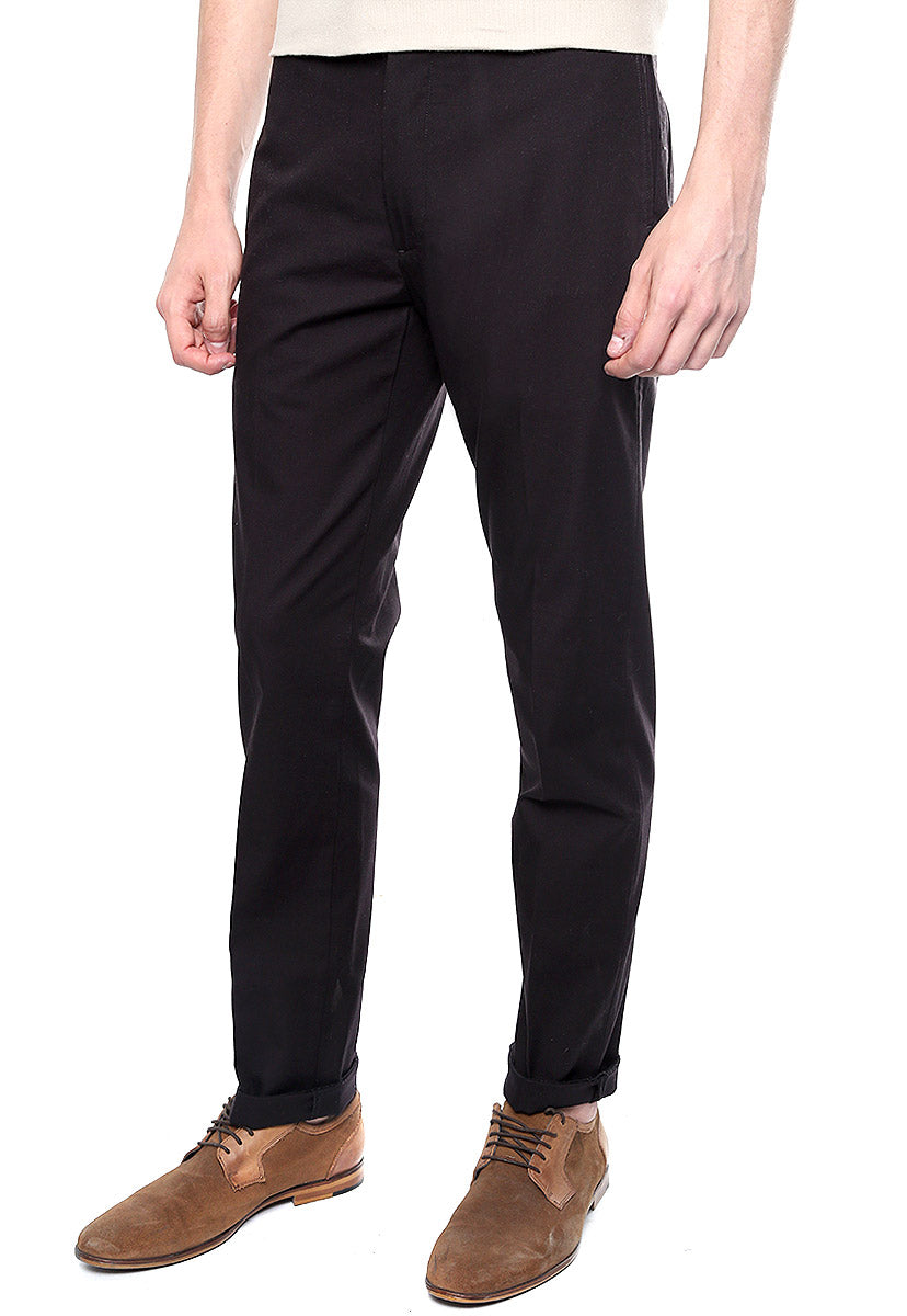 Pantalón Slim Tapered Café - Dockers