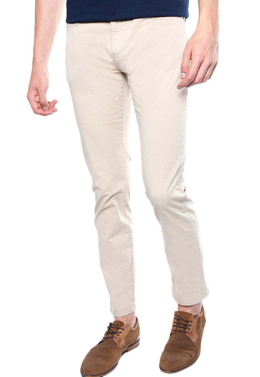 Pantalón Slim Fit Beige - Dockers