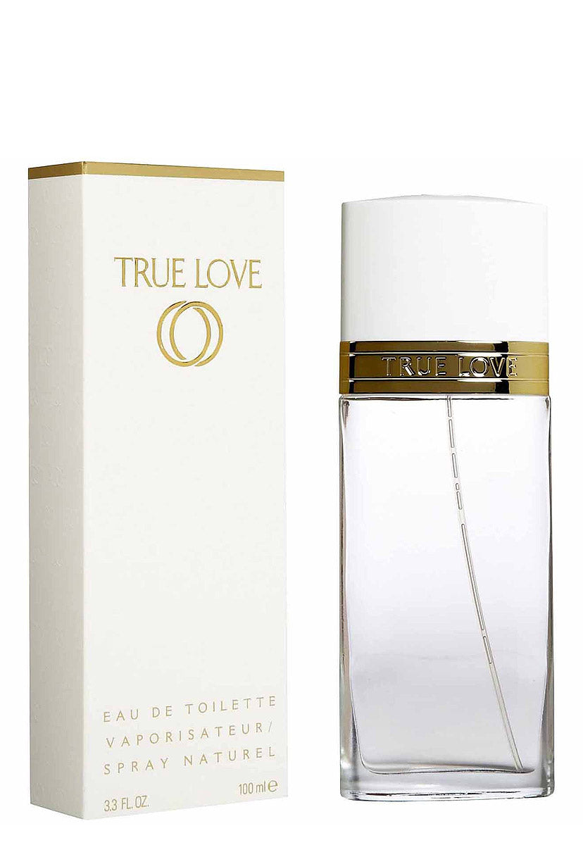 True Love 100 ml EDT Spray - Elizabeth Arden