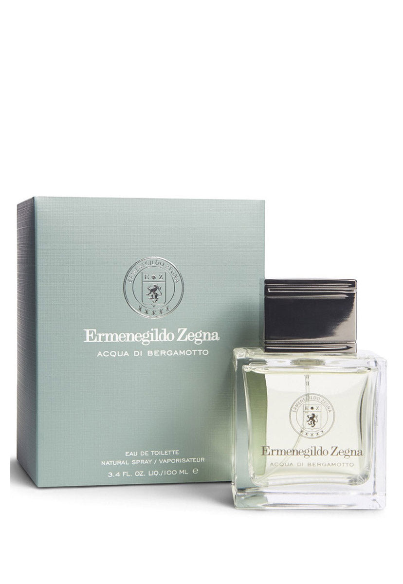 Ermenegildo Zegna Acqua Di Bergamotto 100 Ml Edt Spray - Ermenegildo Zegna