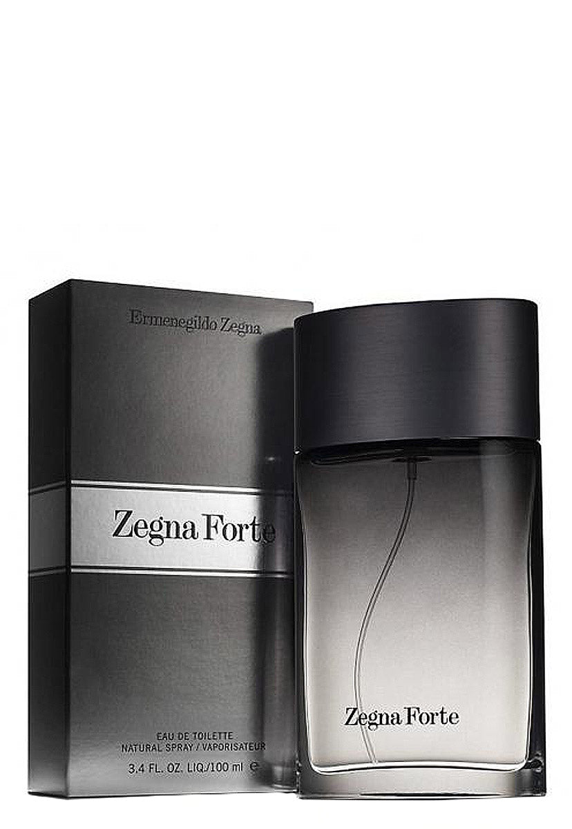 Zegna Forte 100 ml EDT Spray - Ermenegildo Zegna
