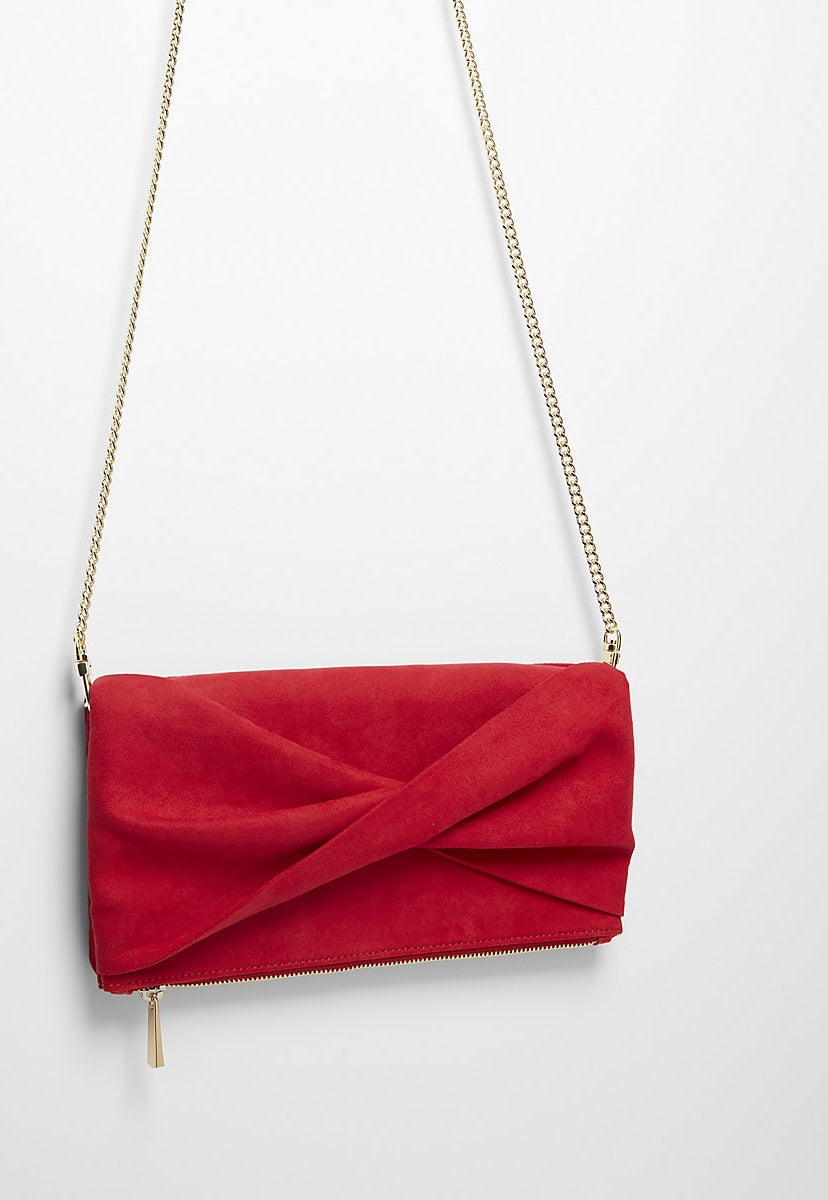Convertible Bow Clutch - Express