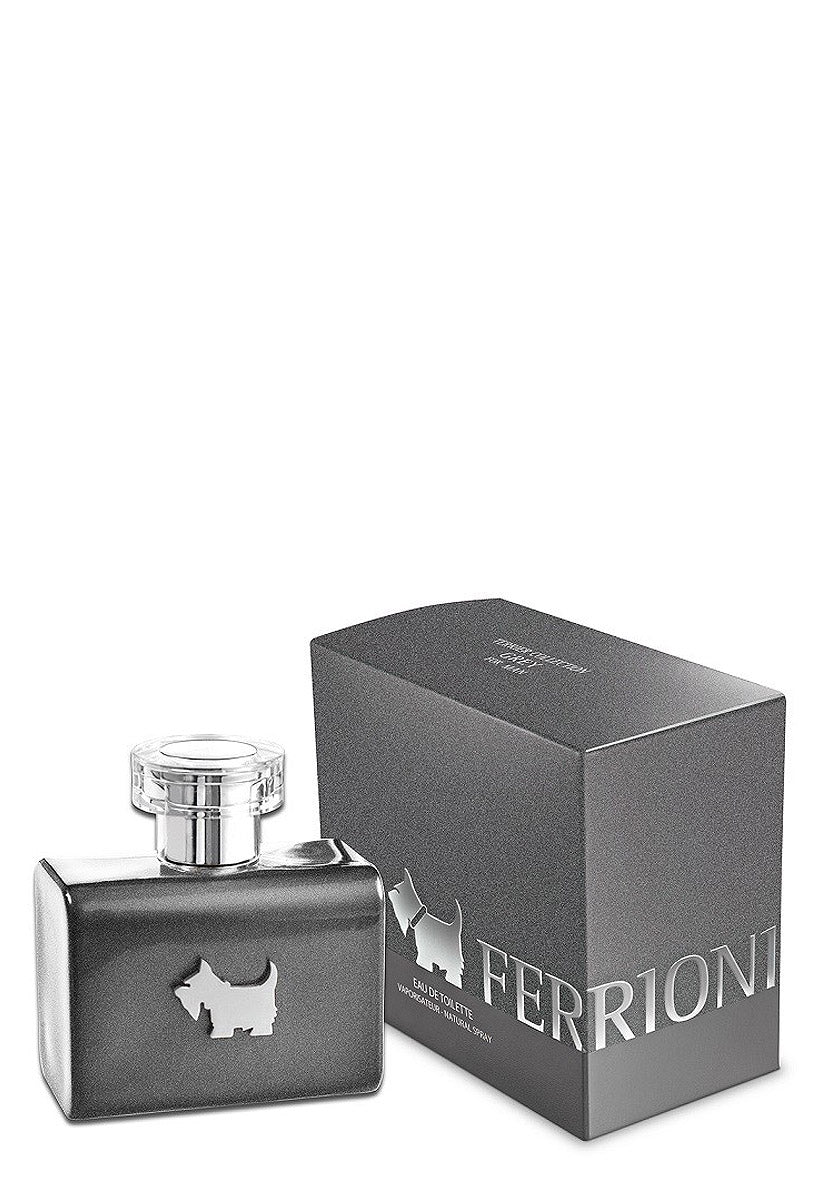 Ferrioni Grey Terrier 100 ml EDT Spray - Ferrioni