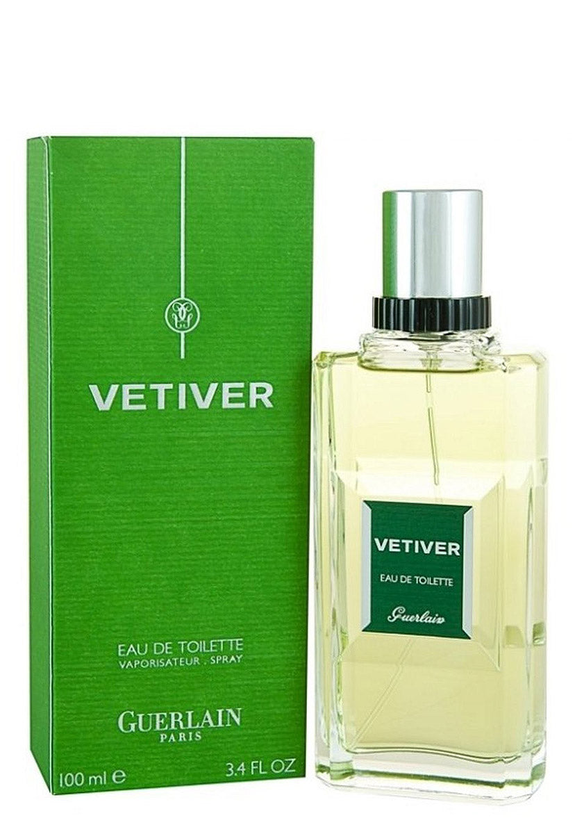 Vetiver 100 ml EDT Spray - Guerlain