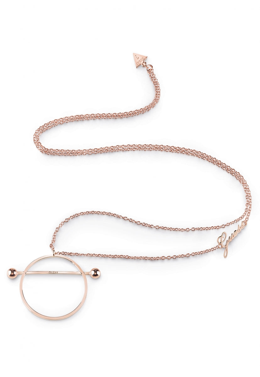 Collar Rose Gold - Guess