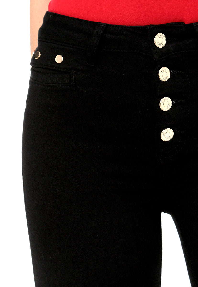 Studded Black 1981 Skinny - Guess