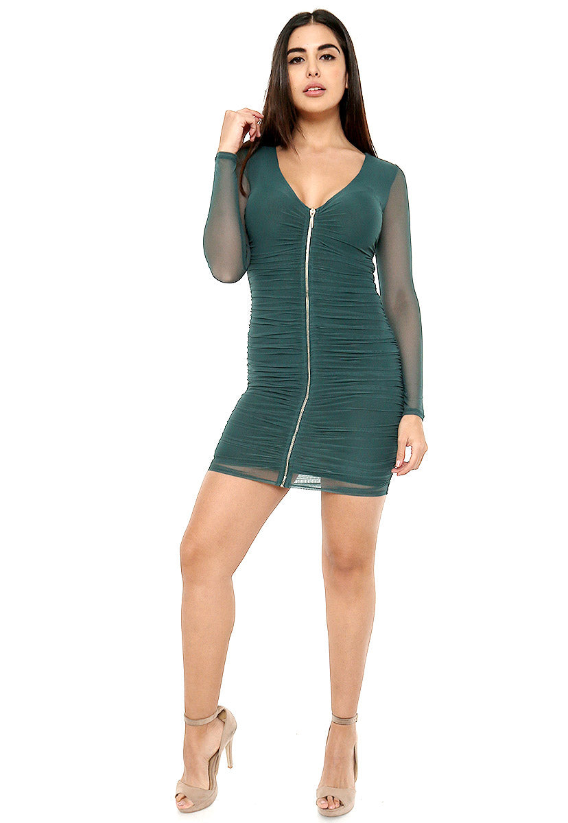 Ls Kinzie Dress - Guess